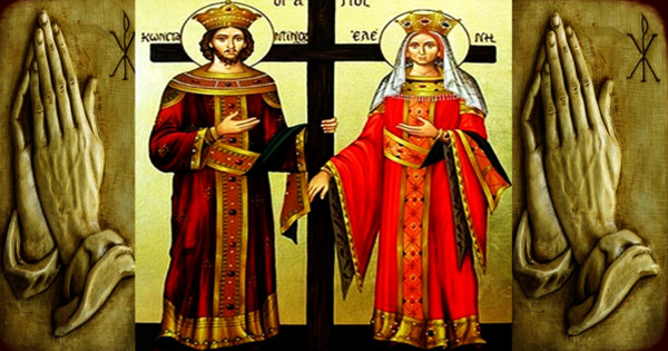 Sfinţii Constantin şi Elena, tradiţii si superstiţii