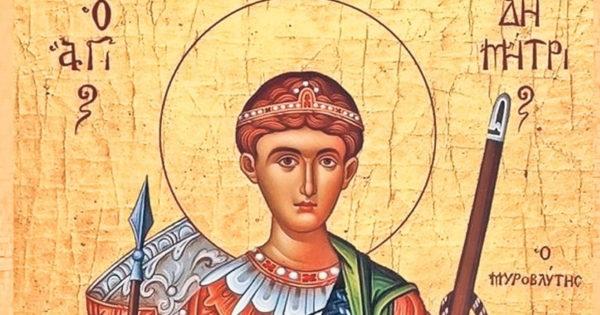 Traditii si Obiceiuri de Sfantul Dumitru – 26 Octombrie