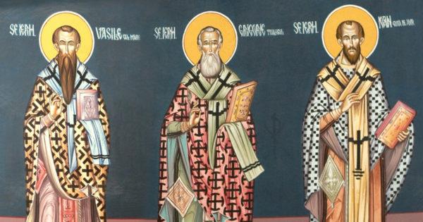 30 ianuarie – Sf. Trei Ierarhi, ce trebuie sa faci si ce nu trebuie sa faci in aceasta mare zi de sarbatoare