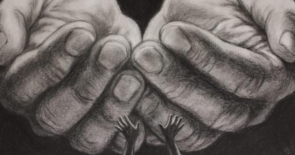 """""""Mainile lui Dumnezeu"""" – O pilda frumoasa pe care am descoperit-o zilele trecute pe intenet!"""