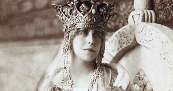 Regina Maria a ales ca inima ei sa ramana in Romania!