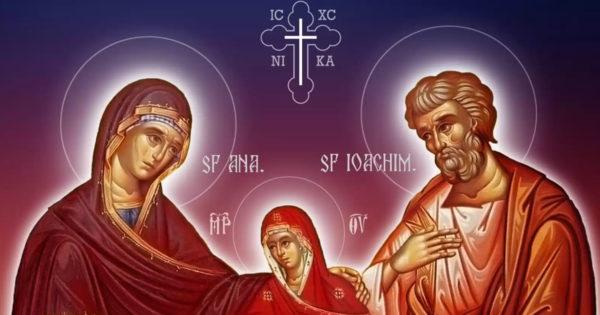 Zi de post pe 9 Septembrie – Sfanta Ana, mama Maicii Domnului
