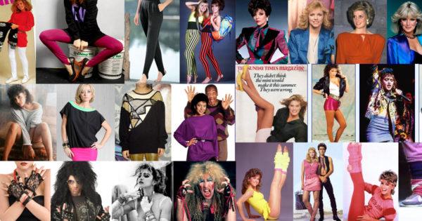 Cat de elegante erau femeile in anii '80. O moda care a marcat industria textila