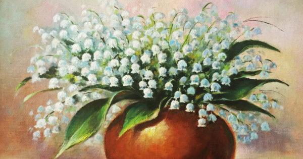 Legenda lacramioarelor – o floare cu miros Dumnezeiesc