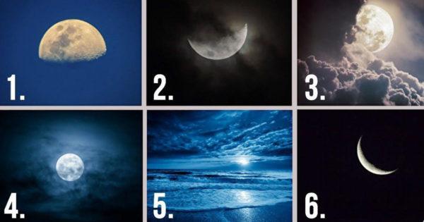 Testul fazelor lunii: Alege un clar de lună sub care ți-ar plăcea să te plimbi și descoperă ce ascunde inima ta