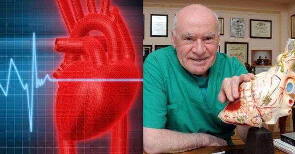 7 lucruri care ne afectează inima! Sfaturi pentru o inimă sănătoasă de la un cardiolog renumit