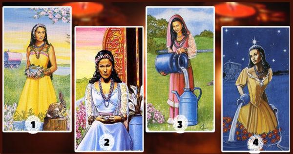 Tarotul este folosit încă din vechile timpuri pentru a afla destinul. Află ce scrie despre tine în cartea de tarot!