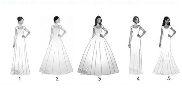 Alege o rochie de mireasă pe care ți-ar place să o îmbraci și află ce semnificație ascunde