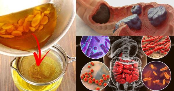 6 rețete naturale pentru curățarea și detoxifierea colonului