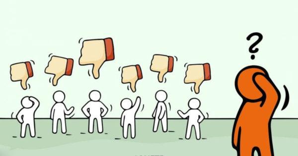 Rău făcut de persoanele negative este mai mare decât crezi! 8 moduri pentru a face față acestora!