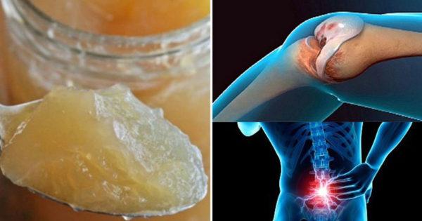 Gelatina – un remediu natural pentru articulații și dureri de spate