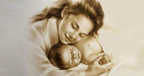 Când dumnezeu a creat-o pe mama. O parabolă puternică pe care fiecare copil ar trebui să o citească