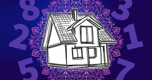 Cum vă poate influența viața numărul de la casă/apartament