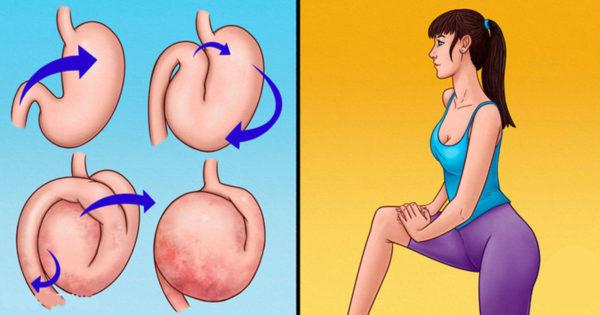 7 metode dovedite de a scăpa de balonare