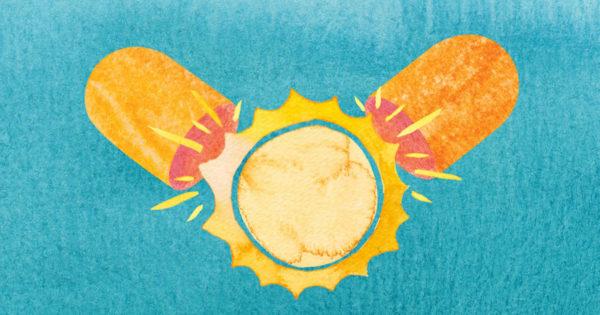 6 probleme de sănătate care apar la persoanele care evită să stea la soare