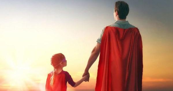 Un tată bun este cel care își pune familia pe primul loc