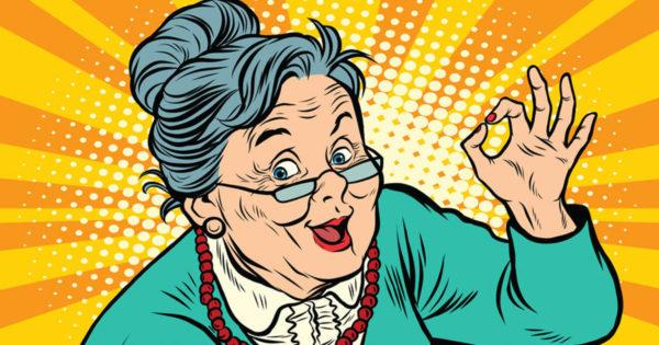 De ce este bunica cea mai mare binecuvântare din viața ta?