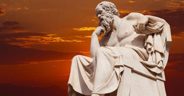 """Socrate: """"Dacă trăiești doar pentru tine, ești o povară inutilă pe pământ."""" – Pildă"""