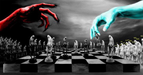 O pildă despre planul infernal al diavolului. Întrebarea este, a reușit planul diavolului?