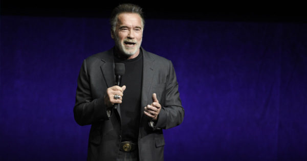 Regulile vieții lui Arnold Schwarzenegger