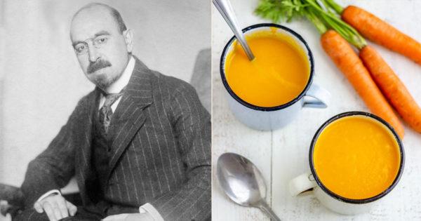 Iată supa de morcovi a doctorului Moro care vindecă mai bine decât antibioticele și a salvat mii de vieți