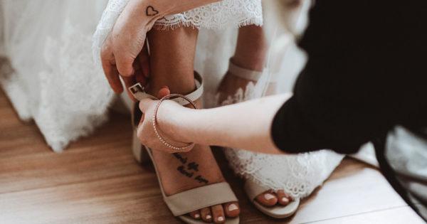 De ce mireasa nu ar trebui să poarte sandale la nunta ei