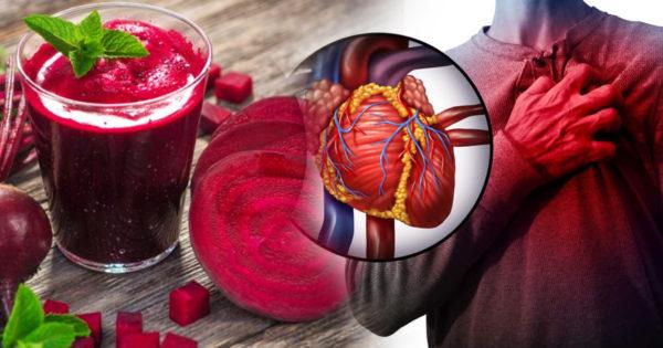 Hipertensiune arterială: sucul de sfeclă reduce hipertensiunea timp de 6 ore de la consum