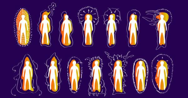 Învață să vezi aura celor din jur: exerciții și practici