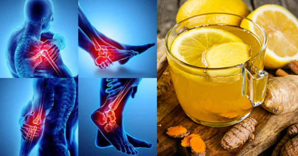 Remedii naturiste pentru durerile articulare (osteoartrită, artrită) – ghimbirul și curcuma reduce și calmează durerile