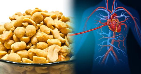 Consumul de alune scade riscul de boli cardiovasculare
