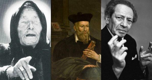 Trei clarvăzători au prezis se va urma în 2022: profețiile clarvăzătorilor Messing, Vanga, Nostradamus