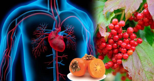 2 fructe de toamnă care întăresc inima și ficatul, scad tensiunea arterială, dar puțini oameni știu despre asta
